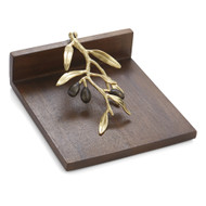 Michael Aram Olive Branch Dinner Napkin Holder (175080)