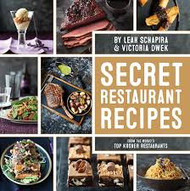 Secret Restaurant Recipes Cookbook