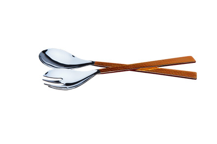 Godinger Copper Finish Salad Servers (19462)
