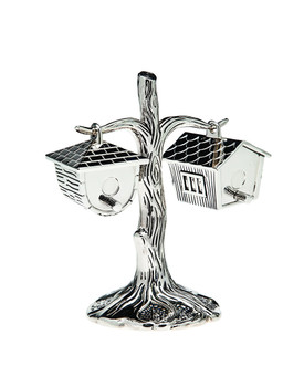 Godinger Birdhouse Salt & Pepper Set (568 )