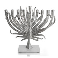 Michael Aram Palm Menorah - Silver (174948)