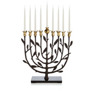 Michael Aram Pomegranate Menorah (175225)