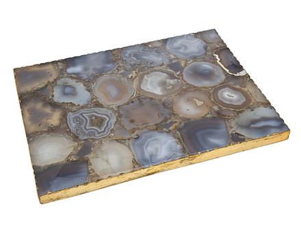 Godinger Natural Agate Challah Board (70427)