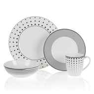 Mikasa Cheers Dinnerware Set (Service for 4) (K45072533)