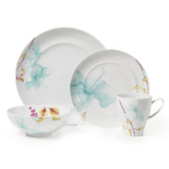 Mikasa Aliza Teal Dinnerware Set (Service for 4) (K45100839)