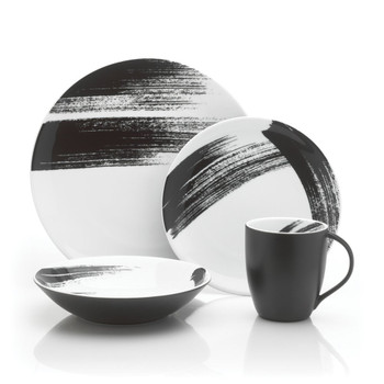 Mikasa Brushstroke Dinnerware Set (Service for 4) (K45059183)