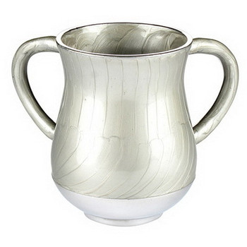 Unbreakable Aluminum Washing Cup - Silver (GAM54211)