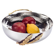 "Badash Feathers Round 6.5"" Serving Bowl (LF894)"
