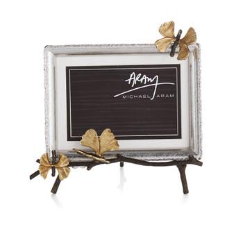 Michael Aram Butterfly Ginkgo Easel Frame (175758 )