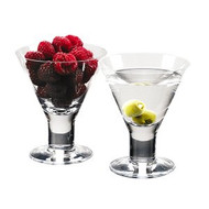 Badash Martini Glass Set