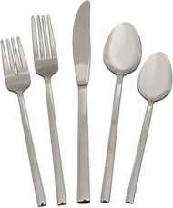 Kyoto Stainless Steel Flatware, Service for 4