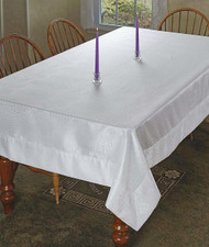 Damask Crocodile Design Tablecloths