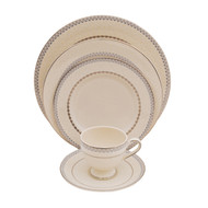 Wik Ivory China Dinnerware (Service for 1)