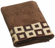 Precision Mocha Bath Towel