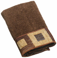 Precision Mocha Wash Cloth