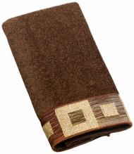 Precision Mocha Hand Towel