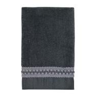 Braided Cuff Granite Hand Towel