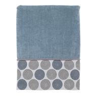 Dotted Circles Mineral Bath Towel