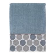 Dotted Circles Mineral Bath Towel