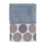 Dotted Circles Mineral Hand Towel