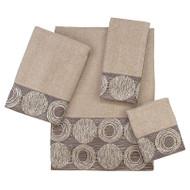 Galaxy Linen Washcloth