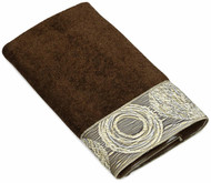 Galaxy Mocha Hand Towel