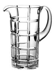 Blossom Leaded Crystal Pitcher, 50 oz