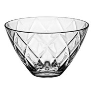 "Concerto High Quality Glass Bowl, 10""D"