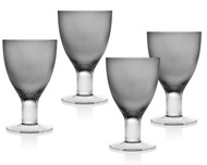 Galley Glasses Grey (Set of 4)