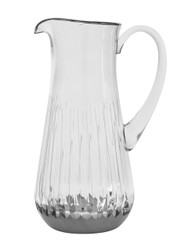 Atlanta Water Pitcher, 24K Platinum