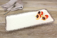 Salerno Medium Rectangular Tray