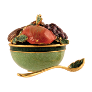 Fruit & Nut Bowl with Spoon