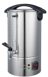 Brushed Stainless Steel Double Insulated Urn, 40 Cup