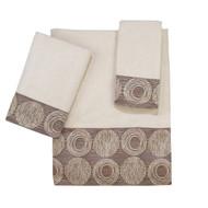 Galaxy Ivory Towels