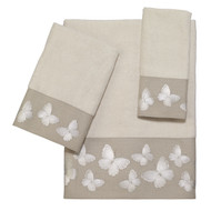 Yara Ivory Towels