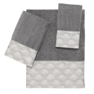 Deco Shell Nickel Towels