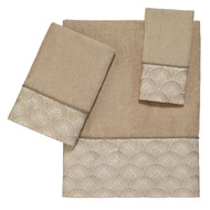 Deco Shell Rattan Towels