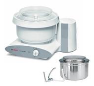 Bosch Mixer Universal Plus w/ Plastic & SS Bowl