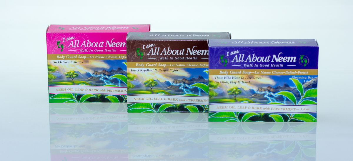 All About Neem Oil Bar Soaps for Sensitive and Problem Skin