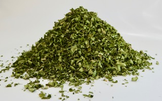 Moringa Oleifera Leaves, fresh, pure, green