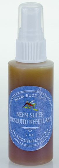 All About Neem Natural Bug and Mosquito Spray