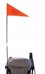 Diestco Folding Safety Flag