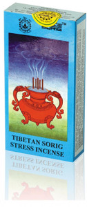 Sorig anti stress incense