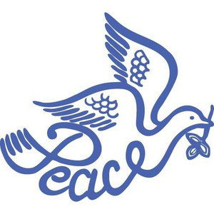 peace Harmony decal