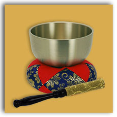 Brasas singing bowl