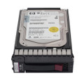 376594-001 HP 72GB hot-plug single-port SAS hard disk drive - 15 000 RPM 3Gb/s