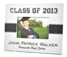 Graduation Personalized Picture Frame For A 4x6 Photo