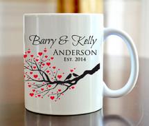 The Love Bird Coffee Mug