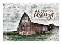 Count Your Blessings 12x18