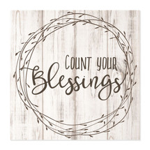Count your blessings 12x12